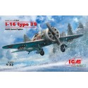 1:32 POLIKARPOV I-16 type 29 - Soviet fighter