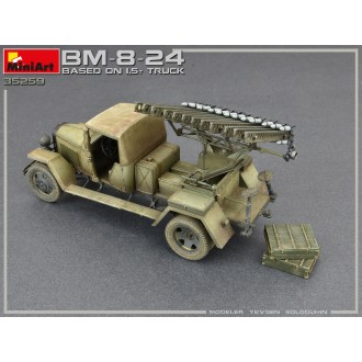 1,5 TON RAILROAD TRUCK AA TYPE 1:35