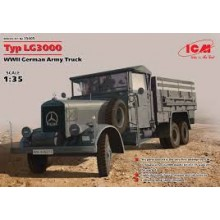 1:35 Typ G3000, WWII German Army Truck