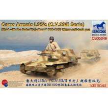1:35 CARRO ARMATO L35/c
