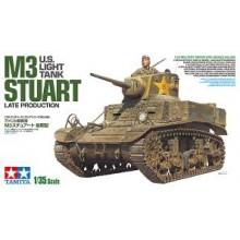 1:35 US Light Tank M3 Stuart - Late Production