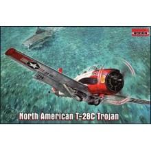 North American T-28C Trojan Trojan 1:48