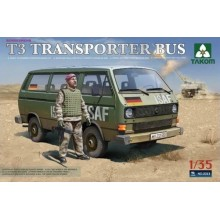 1:35 T3 Transporter Bus (with Figure)