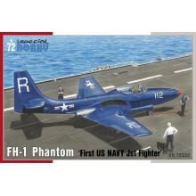 FH-1 Phantom 'First US NAVY Jet Fighter' 1/72