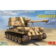 1:35 T-34/122 Egyptian