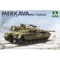 1:35 Merkava Mk.1 Hybrid