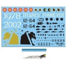 RF-4C / TITANES PHOREVER
