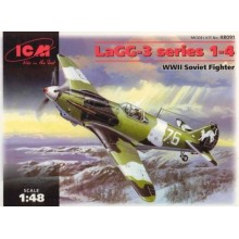 LaGG-3 Series 1-4 Soviet Fighter