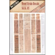1/35 DECAL Wood Grain for SD.AH115 for DW35003