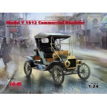Model T 1912 Commercial Roadster 1:24