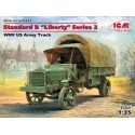 "Standard B""Liberty""Series 2,WWI US Army Truck"