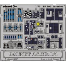 Gannet AS. Mk.1/4 interior 1/72