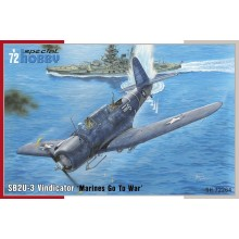 PRE-ORDER SB2U-3 Vindicator 'Marines Go To War'