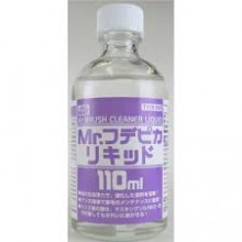 MR BRUSH CLEANER LIQUID 110ml