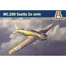 MACCHI MC.200 SAETTA S.2 1:48