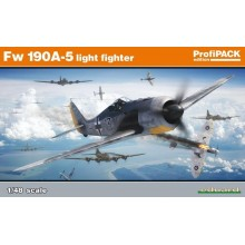 1:48 Fw 190A-5 light fighter