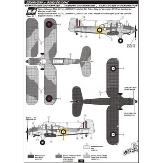 """1:48 T-2 Buckeye """"Camuflaged Trainer"""""""