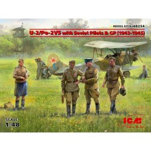 1:48 U-2/Po-2VS with Soviet Pilots & GP (1943 -1945) Limited