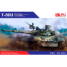 PRE-ORDER 1:35 Russian Main Battle Tank T-80U