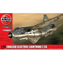 ENGLISH ELECTRIC LIGHTNING F.2A 1:72