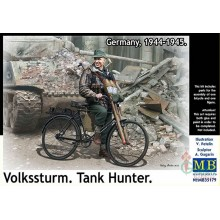 1:35 Volkssturm.Tank Hunter, 1944-1945