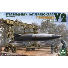 1:35 Stratenwerth 16t Strabokran 1944/45 Production / V-2 Rocket/ Vidalwagen