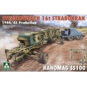 1:35 Stratenwerth 16t Strabokran 1944/45 Production & Hanomag ss100