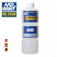 Mr Color Thinner 400 ml Enamel