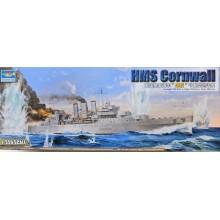 1:350 HMS Cornwall