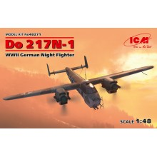 PRE-ORDER 1:48 Do 217N-1,WWII German Night Fighter
