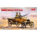 1:35 ANZAC Drivers (1917-1918) 2 figuras
