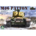1:35 US MEDIUM TANK M-46 PATTON