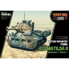 British Infantry Tnk A12 Matilda II (cartoon model)