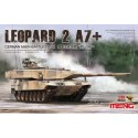 1:35 German Main Battle Tank Leopard 2A7+
