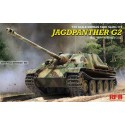 1:35 Jagdpanther G2 with full interior & workab track links