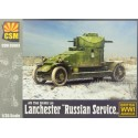 1:35 LANCHESTER RUSSIAN SERVICE