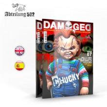 DAMAGED MAGAZINE ISSUE 07 CASTELLANO