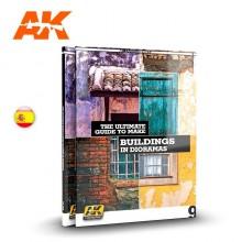 AK Learning 9 Como Hacer Edificios en Dioramas Spanish