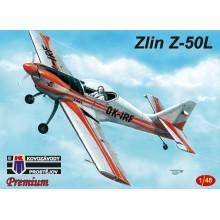 PRE-ORDER 1:48 Zlin Z-50L
