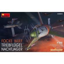 1:35 Focke Wulf Triebflugel Nachtjager