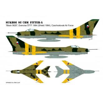 1:48 Sukhoi Su-17/22 M4 (2x camo)