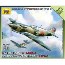 Soviet Fighter LAGG-3