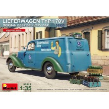 1:35 Lieferwagen Typ 170V German Beer Delivery Car