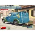 1:35 Lieferwagen Typ 170V German Beer Delivery Car