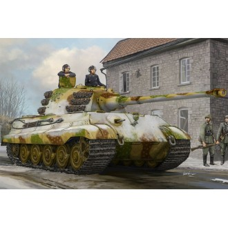 Pz.Kpfw.VI Sd.Kfz.182 Tiger II (Henschel Feb-1945 Production) 1:35