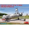 Focke-Wulf Fw C.30A Heuschrecke. Early Prod 1:35