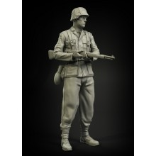 Waffen-SS soldier Normandy 44