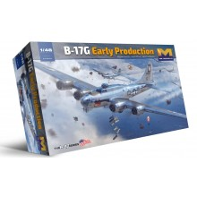 PRE-ORDER 1/48 B-17G FLYING FORTRESS - EARLY PRODUCTION