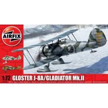 GLOSTER GLADIATOR J-8A/GLADIATOR MK.II 1:72
