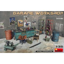 1:35 Garage Workshop